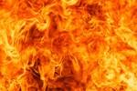 Ankara'da bir binada büyük yangın!..