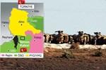TSK, Afrin sınırındaki Simon Kalesi'ne yerleşti