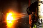52 katlı gökdelende yangın çıktı!