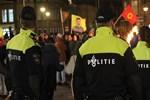 Terör örgütü PKK yandaşları Belçika'da Türklere saldırdı!