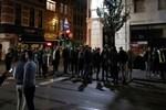 Belçika'da Türk mahallesinde alçak provokasyon!..
