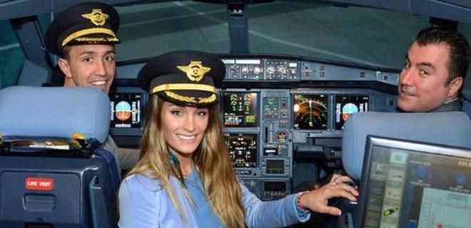 Türk Hava Yolları'nı yasa boğan ölüm!