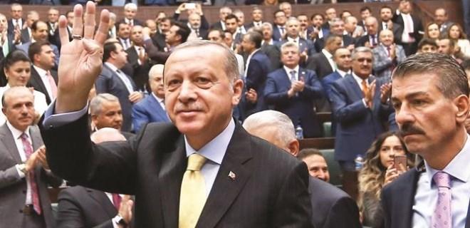 Erdoğan: 'Yeni bir asır şekillenecek'