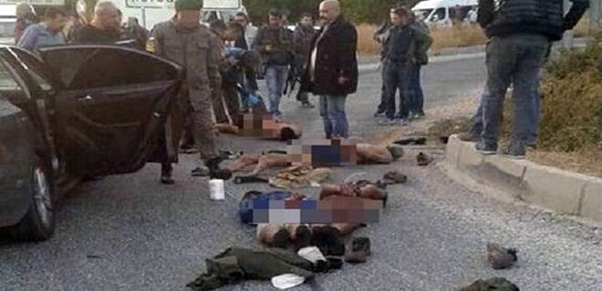 Muğla'da 4 terörist yakalandı!