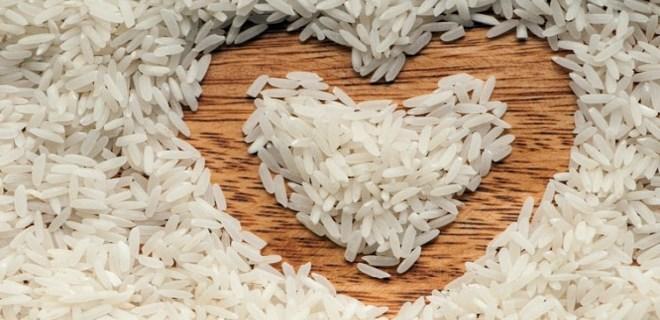 Pirinç böbreğin dostu