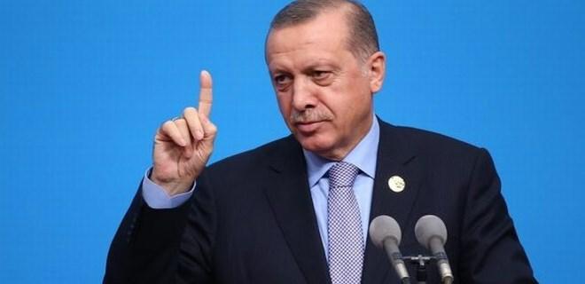 Cumhurbaşkanı Erdoğan'dan sert açıklama!