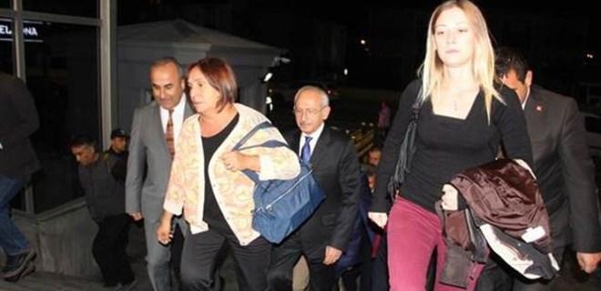 Kemal Kılıçdaroğlu oğlunun yemin töreni için Sivas'ta