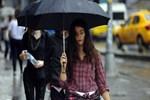 İstanbul'a sağanak yağış geliyor!