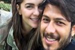 Pelin Karahan'a romantik kutlama