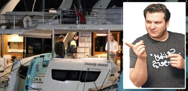 Şahan Gökbakar'dan '6 milyon liraya tekne aldı' iddiasına yanıt!