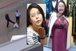 Polislerden dayak yiyen kadına soruşturma!