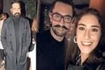 Aamir Khan'a yoğun ilgi!