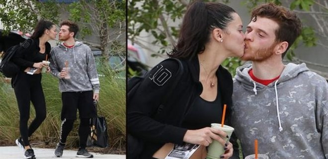 Adriana ile Metin'in aşkı Miami sokaklarına taştı!