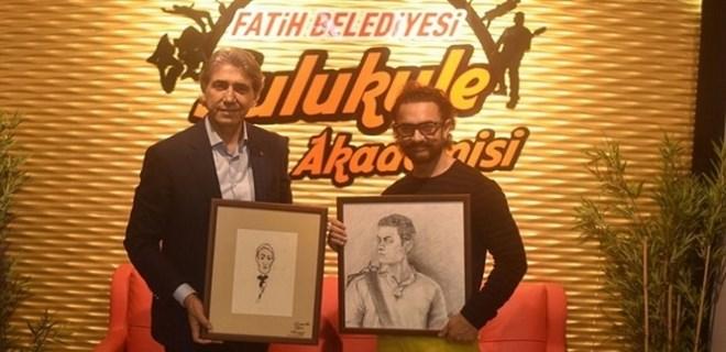 Aamir Khan'a büyük sürpriz!