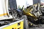 Kuzey Marmara Otoyolu'da korkunç kaza!..