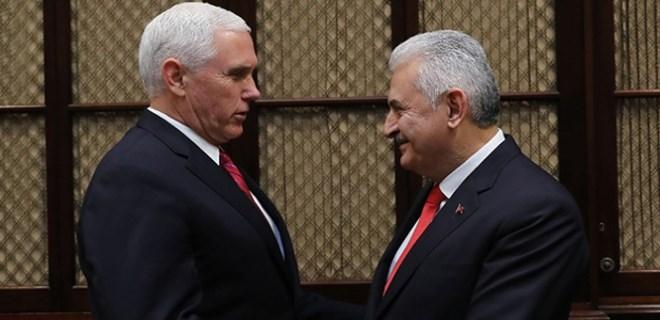 Başbakan Yıldırım'dan flaş ABD açıklaması