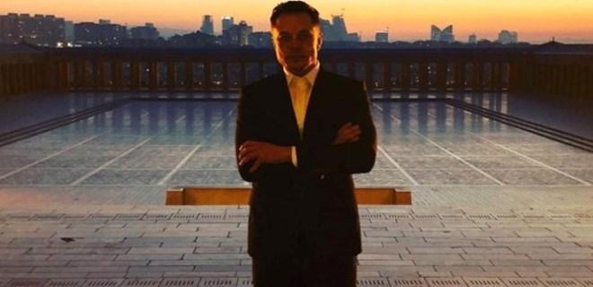 Elon Musk Atatürk'ün ünlü sözünü paylaştı