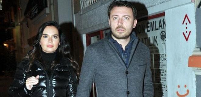 Yeliz Şar ile Tolga Güleç 6. yıllarını kutladı