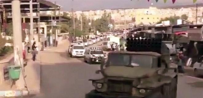 ABD, Afrin'e silah taşıyor!