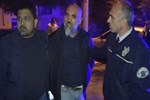 Polis aracına çarpan alkollü sürücü tutuklandı!