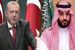 Erdoğan'dan Suudi Arabistan'ın veliaht prensine yanıt