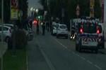 Fransa'da araç öğrencileri ezdi