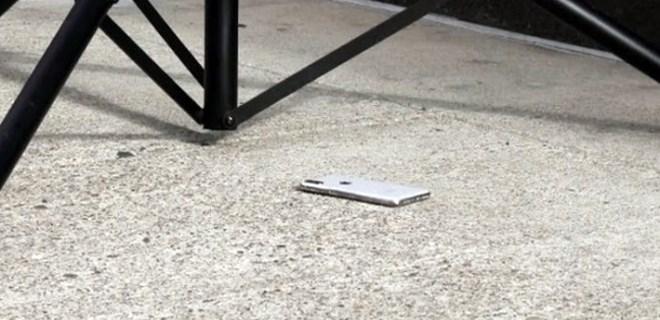 iPhone X işte böyle sınıfta kaldı!..
