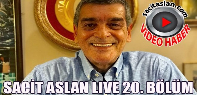 Sacit Aslan Live 20. Bölüm