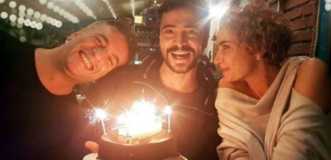 Sıla'dan sevgilisi Ahmet Kural'a sürpriz doğum günü!