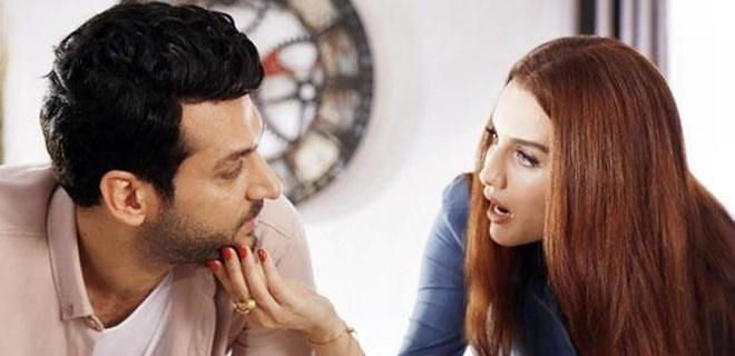 Murat Yıldırım reklamda eşiyle oynadı