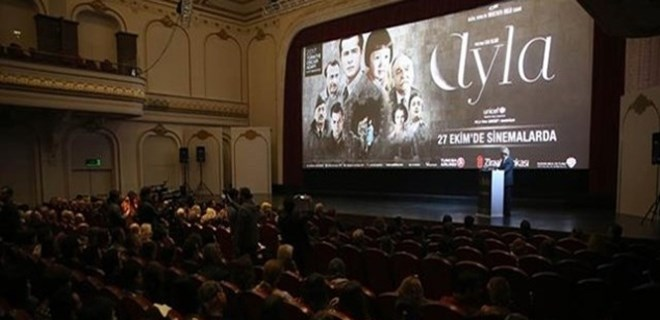 'Ayla' filminden savaş mağduru çocuklar için kampanya