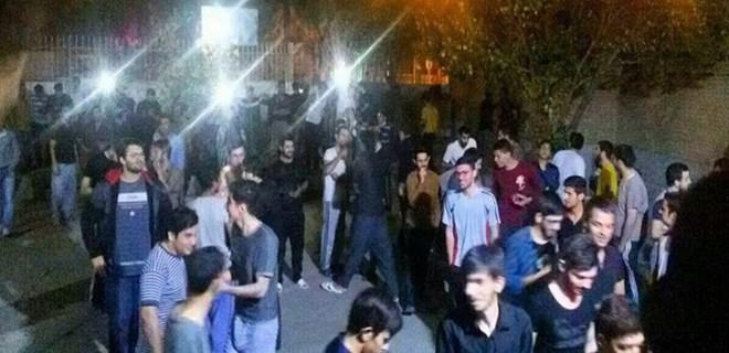 Kuzey Irak'taki şiddetli deprem İran'ı da vurdu!