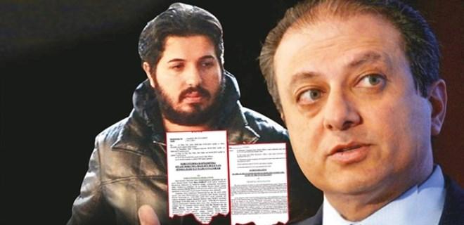 Reza Zarrab davasında 'FETÖ' detayı!