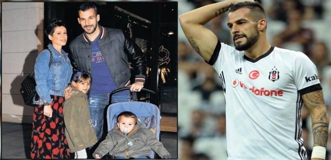 Aile babası Alvaro Negredo