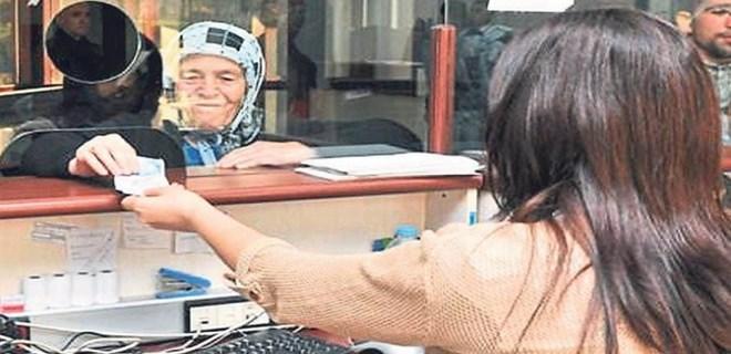 SSK emeklisine en az bin 535 TL maaş!