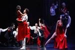 Demet Özdemir dans yeteneğini sergiledi