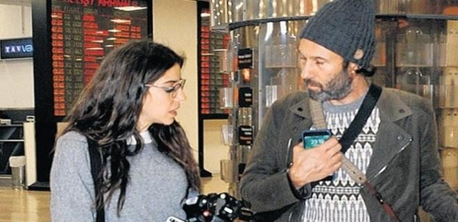 Elvin Levinler ve eşinin İzmir kaçamağı