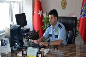 Uzunköprü Emniyet Müdürü Mustafa Tekin'e saldırı!