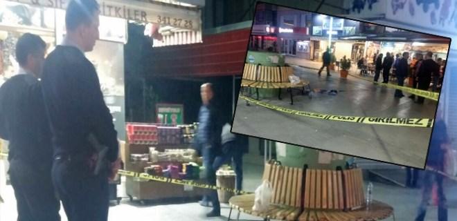 İzmir'deki pompalı saldırgan kıskıvrak yakalandı
