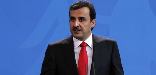 Katar Emiri'nden önemli açıklamalar!