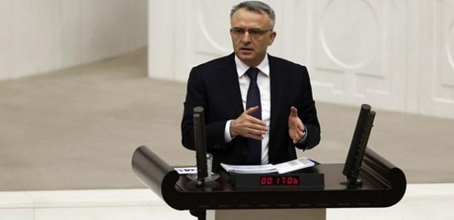 Maliye Bakanı'ndan taşeron açıklaması