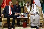 Kuveyt'te önemli imzalar atıldı!