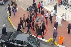 Osman Tanburacı'ya trafikte yumruklu saldırı