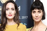 Tuba Büyüküstün - Angelina Jolie buluşması