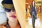 Emina Sandal'ın alışveriş çılgınlığı