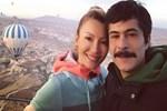 İsmail Hacıoğlu'nun 'havalı' mutluluğu!