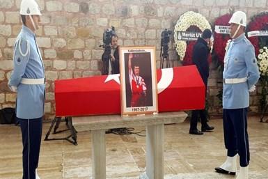 Naim Süleymanoğlu'na hüzünlü veda
