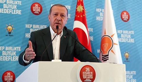 Cumhurbaşkanı Erdoğan Bayburt'ta müjdeyi verdi!