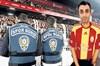 TT Arena'da 8 sahte polis!