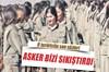 Dört milyon TL ödüllü kırmızı listedeki PKK'lı Hülya Eroğlu'nun yeri 'Sıkışıp kaldık' dediği telsiz...